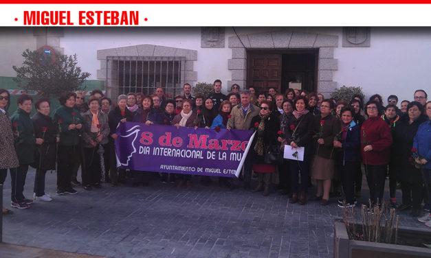 Miguel Esteban se adelanta a la celebración del Día de la Mujer con una Marcha por la Igualdad