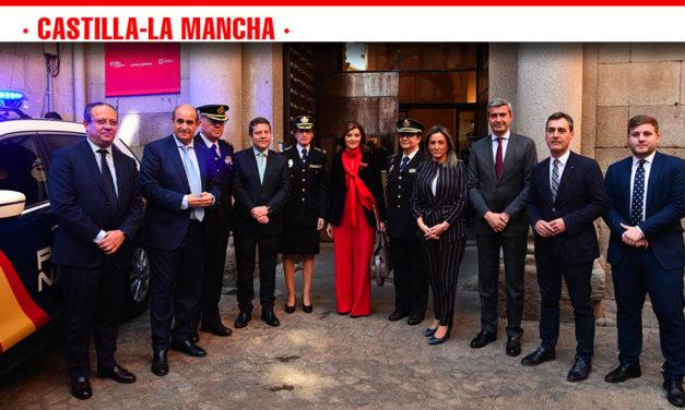 """García-Page: """"Vamos a terminar reclamando una auditoría a la Unión Europea sobre el negocio oscuro del agua en el Levante"""""""