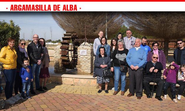 """Inaugurada la noria instalada en el Parque del """"Hermano Monene"""""""