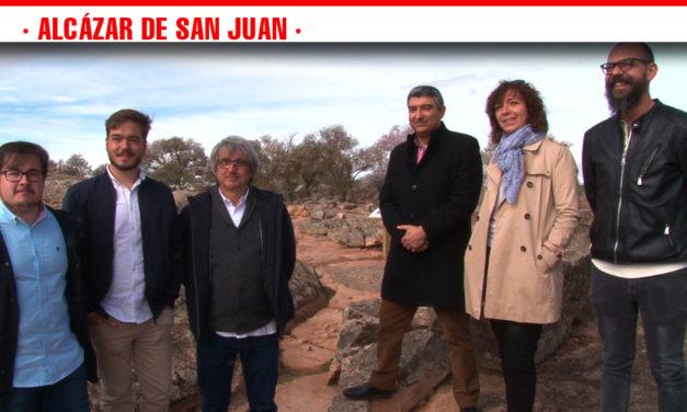 El yacimiento arqueológico de Piédrola ya es visitable gracias a la colaboración del ayuntamiento, JCCM y UCLM