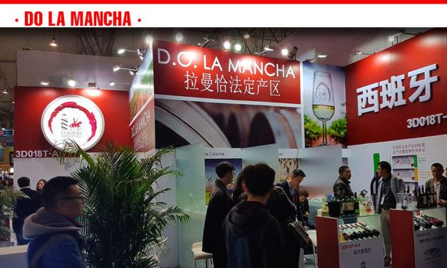 Los vinos de La Mancha arrancan su promoción primaveral en China