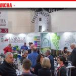 Los vinos de Las Mancha cierran positivamente su presencia en Prowein 2019