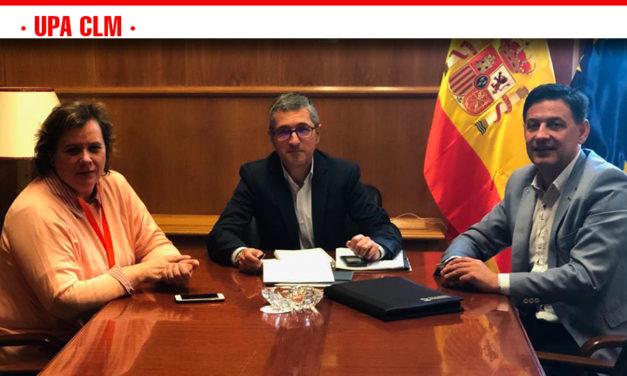 El gobierno de España en disposición de solucionar el problema de las explotaciones prioritarias