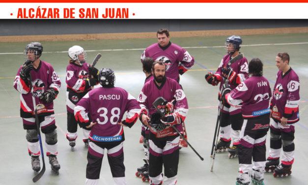 Suerte dispar para el equipo Donqui Hockey de Alcázar de San Juan frente al Ontígola