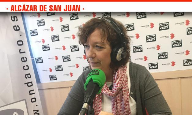 """Rosa Melchor: """"Aceptamos la decisión de la Junta Electoral pero no entendemos la postura del PP de denunciar un acto institucional que celebra la democracia"""""""