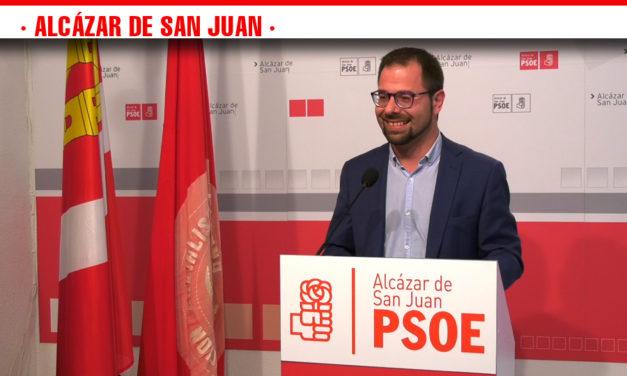 """Gonzalo Redondo, Secretario General del PSOE Alcázar: """"Lo que el Partido Popular para, el Partido Socialista lo pone en marcha"""""""