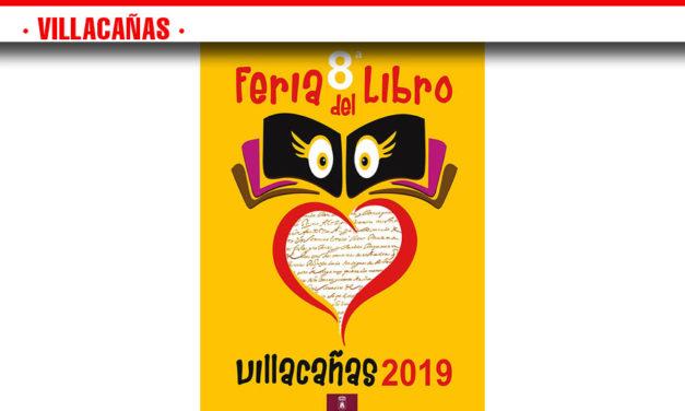 El Día del Libro avanza la notable actividad cultural de los próximos días en Villacañas dentro de la 8ª Feria del Libro
