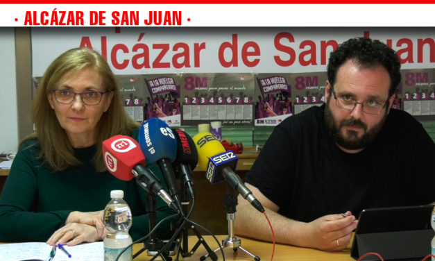 Izquierda Unida de Alcázar de San Juan concurrirá en solitario en las próximas elecciones municipales