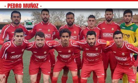 El Atlético Pedro Muñoz recibe a un Almodóvar ante el que solo le vale la victoria