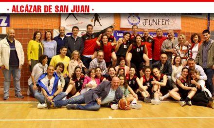 El Díaz Miguel acogió la fase final regional junior de baloncesto femenino