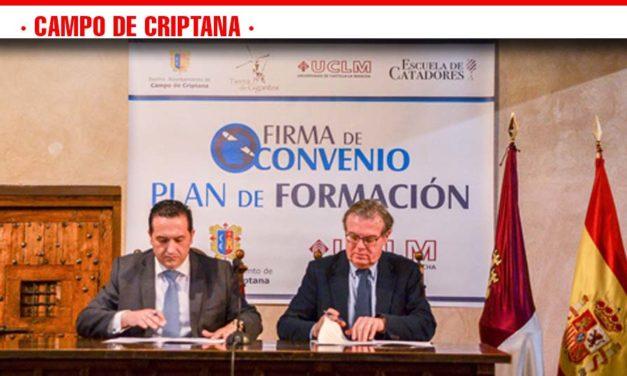 Escuela de Catadores será sede de un curso con titulación propia gracias al convenio suscrito entre el Ayuntamiento y la Universidad de Castilla-La Mancha