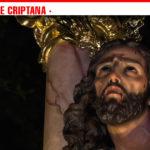 La lluvia desluce el momento de oración y paz interior en la procesión de los Cinco Misterios de Campo de Criptana