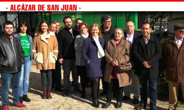Izquierda Unida, presenta su candidatura, encabezada por Maribel Ramos, para las elecciones municipales