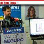 El Partido Popular rechaza el sistema de voto 1 + 1 + 1 del Senado defendiendo la elección a una única formación