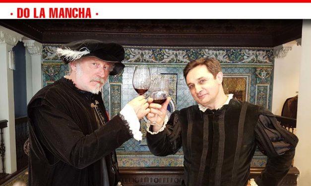 Los vinos DO La Mancha rendirán tributo a Cervantes con Cervanvino