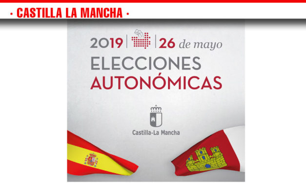 El voto por correo para las elecciones a las Cortes de Castilla-La Mancha se puede solicitar hasta el 16 de mayo