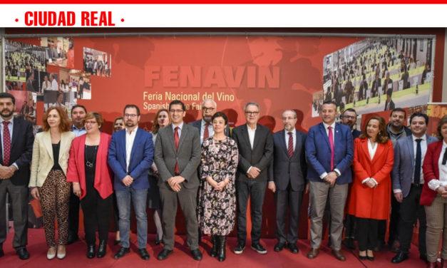 La décima edición de FENAVIN muestra la mejor fotografía del vino español de la historia