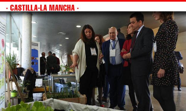 """Martínez Arroyo informa de una nueva ayuda dotada con 500.000 euros para que las variedades vegetales autóctonas de Castilla-La Mancha """"no se pierdan"""""""