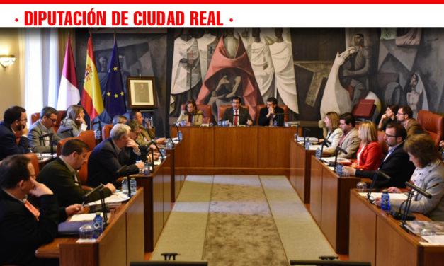 El Pleno de la Diputación aprueba por unanimidad importantes inversiones para la provincia
