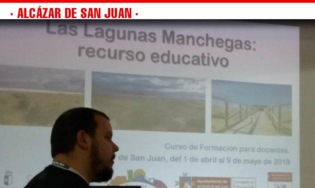 Comienzan las jornadas de formación para docentes 'Lagunas Manchegas como Recurso Educativo'