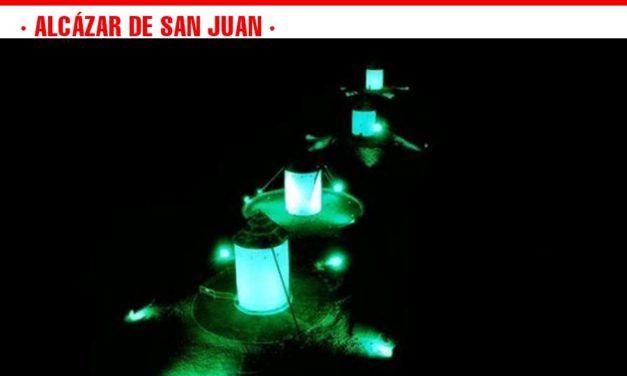 Los molinos y el ayuntamiento se iluminarán de verde el Día de la fibrosis Quística