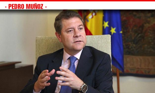 García-Page confía en alcanzar un acuerdo con la CHG para regularizar 1.600 pozos y crear un banco público que evite la especulación