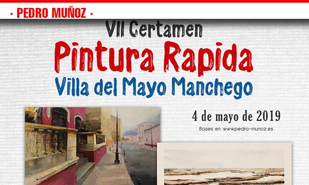 El certamen de pintura rápida 'Villa del Mayo Manchego' vuelve a llamar a los mejores