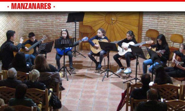 La Escuela de Música 'Guillermo Calero' celebra su III Semana Cultural Demostraciones, talleres, audiciones y conciertos se suceden hasta el Domingo de Ramos