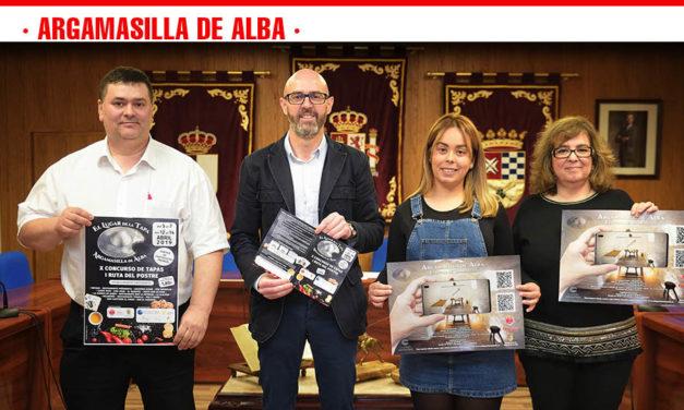 Este fin de semana y el siguiente, Argamasilla de Alba celebrará el X Concurso de Tapas y la I Ruta del Postre