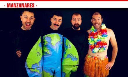 Spasmo Teatro presenta 'El mundo lirondo', humor gestual para toda la familia
