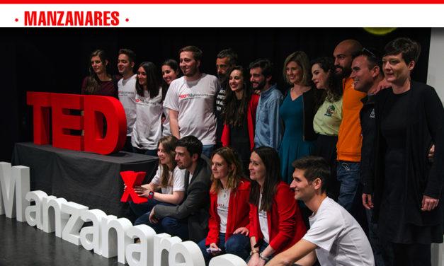 TEDxManzanares encuentra sus «coordenadas» para volver a inspirar