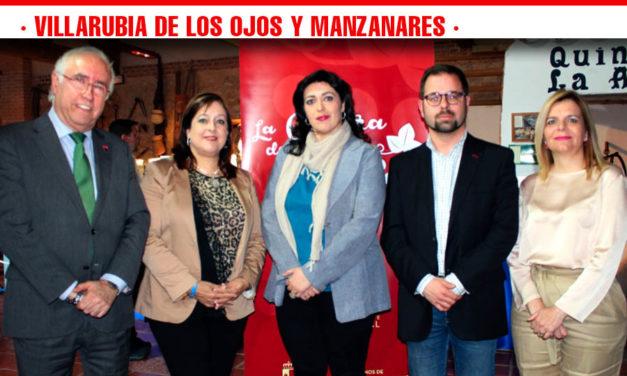 """Una noche de éxito, risas y vino en Villarrubia de los Ojos y Manzanares, con """"La Cultura del Vino"""""""