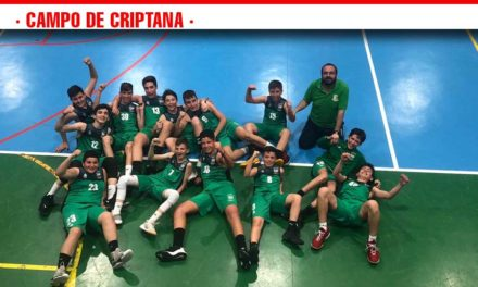 Crónicas Baloncesto Criptana  11 Mayo