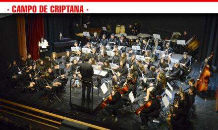 La Banda Juvenil de la Filarmónica Beethoven pone en escena 'Cuentos y leyendas'
