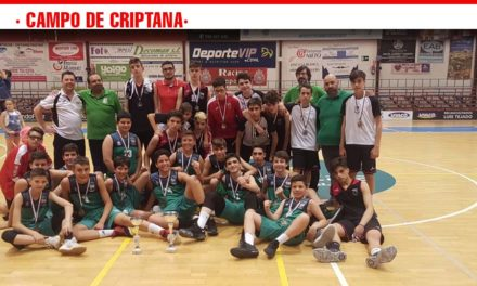Crónicas Baloncesto Criptana 25 Mayo