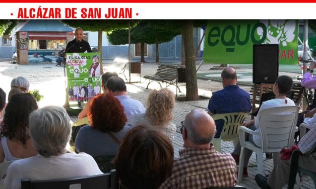 El Grupo Municipal Equo continúa recogiendo las propuestas de los vecinos en su segundo mitin de la campaña electoral municipal