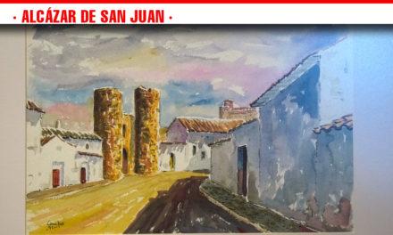 El Museo José Luis Samper abre sus puertas al arte con la exposición 'Acuarelas', un viaje por la historia a través de la obra inédita del autor alcazareño