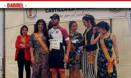 Javier Pérez Morales, campeón regional de ciclismo categoría élite