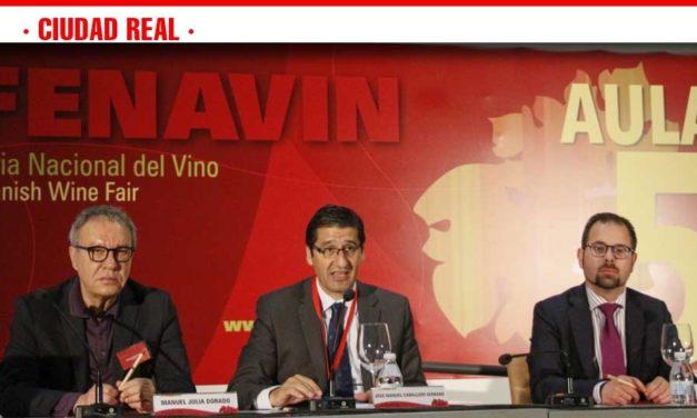FENAVIN impulsa con más de 495.000 contactos comerciales el negocio con mayúsculas en Ciudad Real