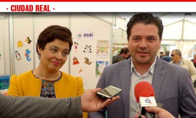 La Diputación Provincial, presente en la Feria del Libro de Ciudad Real a través de la BAM