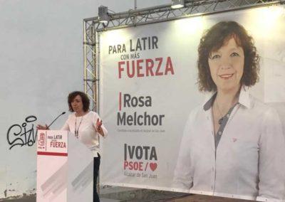 Grupo Renfe campaña PSOE 1