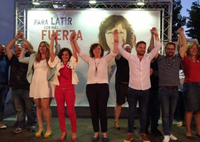 Grupo Renfe campaña PSOE 2
