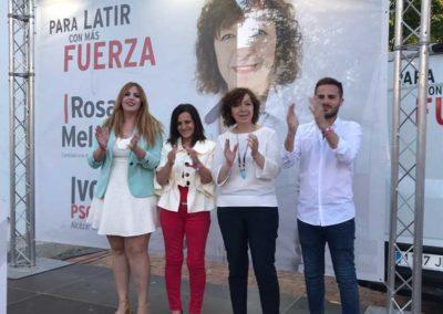 Grupo Renfe campaña PSOE 3