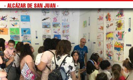 """La Fundación Isidro Parra entrega los premios del VI Certamen de Pintura, este año con el motivo """"Inventa, crea, dibuja un bicho raro"""""""