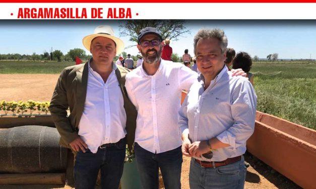 """La Yeguada """"Los Arcángeles"""" de Argamasilla de Alba acogió el I Concurso Internacional y la I Copa Verum"""