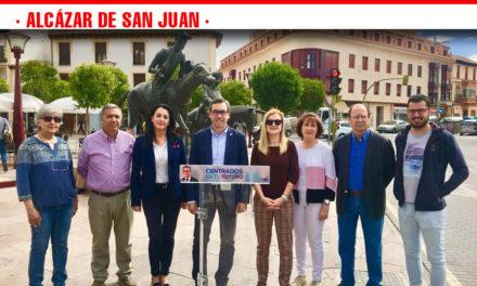 """El PP de Alcázar quiere convertir la ciudad en un referente turístico internacional como """"Corazón de La Mancha Cervantina"""""""