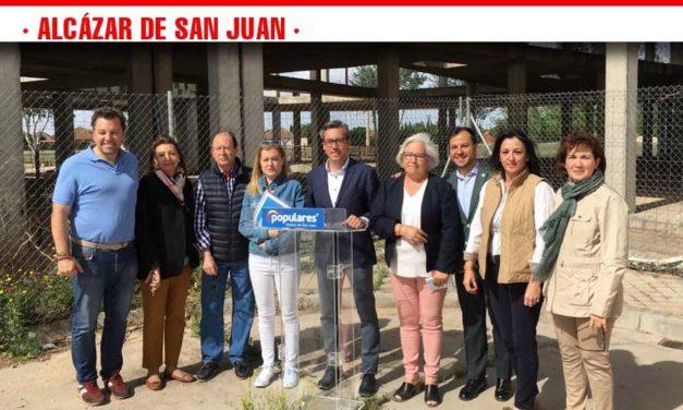 El PP terminará las obras de la Residencia de Salud Mental de Alcázar