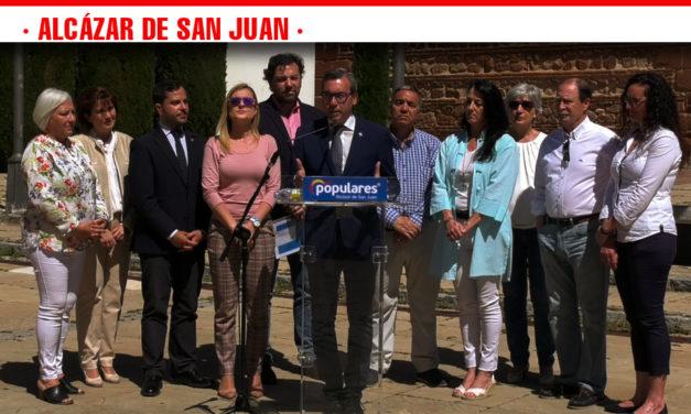El Partido Popular presenta un programa electoral basado en el bienestar social, mejoras en la Sanidad, libertad de elección en Educación o la puesta en valor de la Cultura  y el Deporte