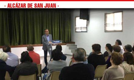 Diego Ortega asegura que el PP mejorará la limpieza y el arreglo de las calles de Alameda