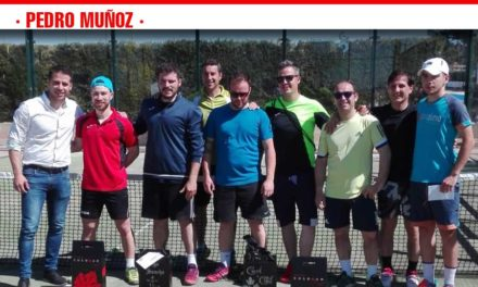 Torneo de Tenis y Pades, Villa del Mayo Manchego